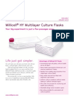 Millicell HY Multilayer Culture Flasks