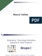 Informática, Internet y Tecnología Educativa (importancia para la labor docente)