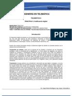 P3. Codificación digital