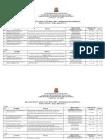 AaaaaaaaaaCronograma de Defesa de TCCs Educao Fsica 2007 Notas