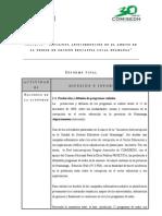 Informe Final - Ayacucho