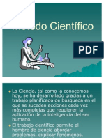 método científico 8º