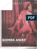 BOMB- Vita.mn Burlesque Cover Story