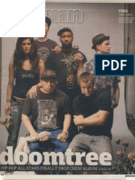 Doomtree Vita.mn Cover, July 2009