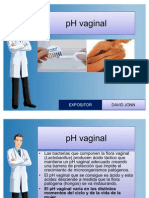 pH Vaginal by David Jonn