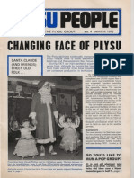Plysu People No.4 Winter 1972