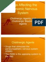 04 Cholinergic Blockers Revised