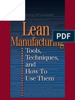 Lean Manufacturing Tools Techniques and How to Use Them