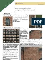 Tutorial Photoshop Photo Texturing