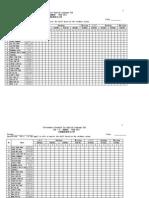 Performance Standard Check List (Online Purpose) for Sk & Sjk