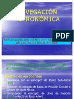 MÉTODO DE SAINT HILAIRE EXPLICACIÓN PARA NAVEGANTES