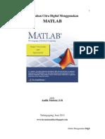 Pengolahan Citra Digital Menggunakan Matlab