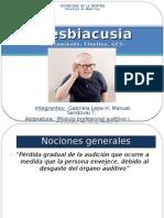 Presbiacusia Con Nota