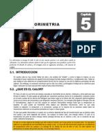 Libro de Clase - Fisica II - Cap v - Calorimetria