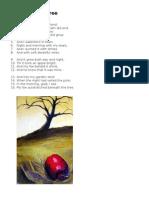 +English Test Prac Poison Tree-Answers