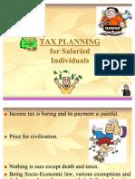 Salary Income Tax Final