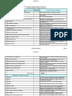Chek list Inspección Empresas