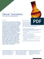 Silbreak Demulsifiers MB[1]