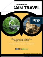 Bargain Travel Guide