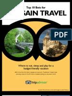 Bargain Travel Guide