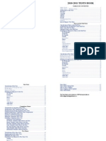2010-11 Tests Book