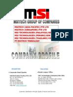 Company Profil Ver6.31