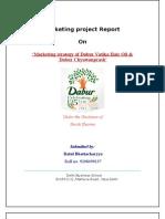 marketing strategy of Dabur vatika and chyawanprash