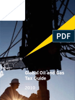 Global Oil & Gas Tax Guide 2010