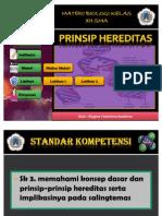 Prinsip Hereditas