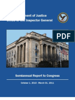 Dept.Justice.Semiannual.Report.Congress-October-1-2010-March-31-2011 [kot]