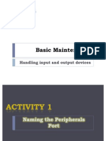 Ictl Form1-Module 6)Basic Maintenance