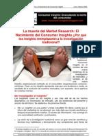 Blog La Muerte Del Market Research y Naciamiento de Consumer Insights 310109 1233442909905149 2