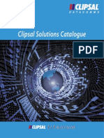 CLIPSAL Datacomms Solution Catalogue