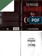 c Fred Dickanson La Posesion Demoniaca y El Cristiano x Eltropical