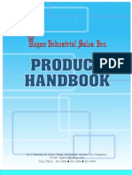 Regan's Product Handbook