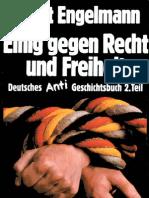 mann Bernt - Einig Gegen Recht Und Freiheit