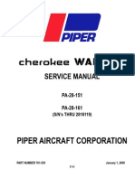 Piper 761-539 Warrior Mx v2009