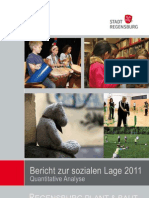 Bericht zur sozialen Lage in Regensburg 2011