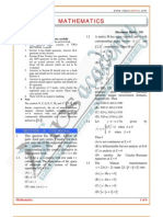F443184GATE Mathematics Paper-1997