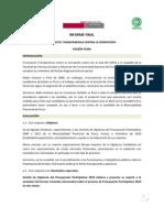 Informe Final - Piura