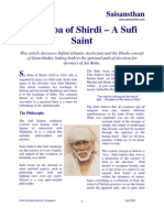 Sufism-SaiBaba
