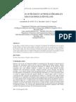 Estimation of Severity of Speech Disability Through Speech Envelope