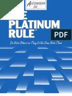 PlatinumRule-eWorkbook