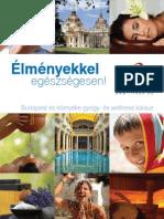 Budapest és környéke gyógy- és wellness kalauz