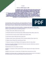 ACCFA vs. Federation of Labor Unions