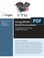 Going Mobile in the Retail Environment