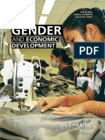 Gender and Economic Development