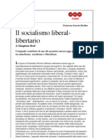 Il Socialismo Liberal-libertario