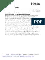 I-Logix - The Harmony Process[UML][Bruce Powel Douglass]