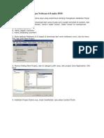 Java Akses MySql Dengan Netbeans 6